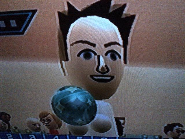 Neil's Wii Avatar