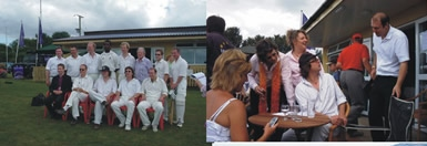 Charity Cricket Match 2006