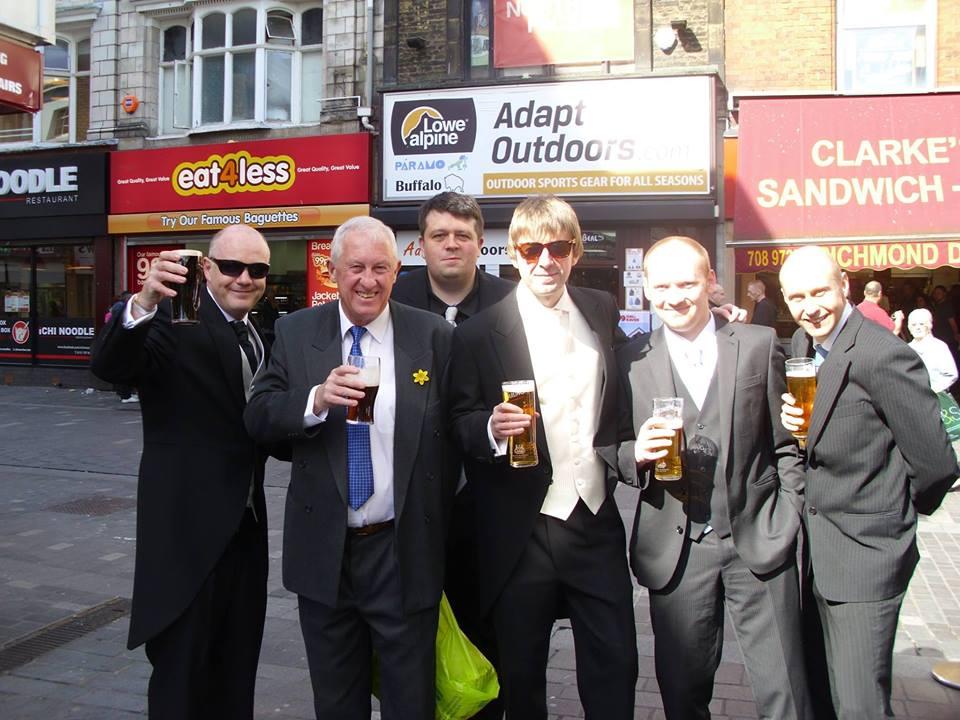 Neil Quigley Pre Wedding
