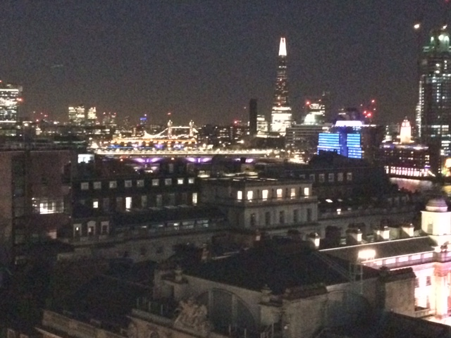 View from Radio Rooftop Bar