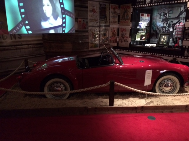 Elvis Presley Car