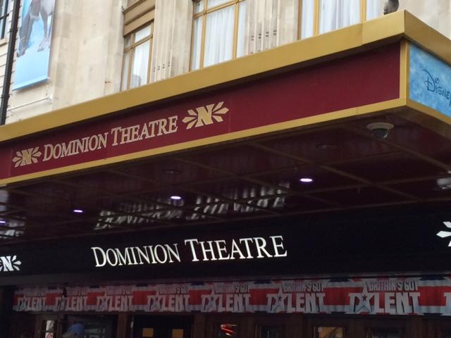 BGT Dominion Theatre