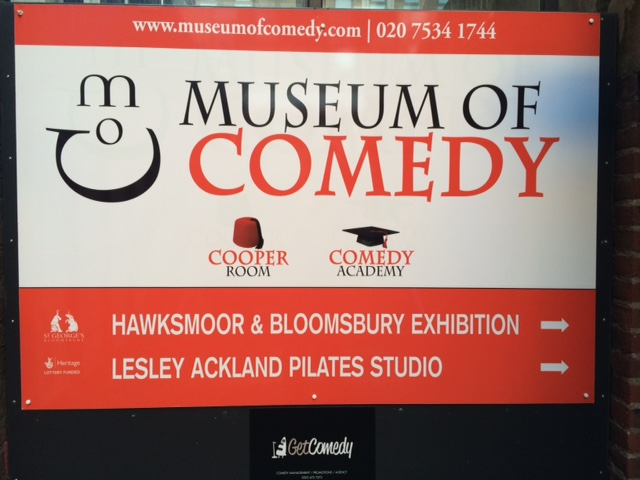 Museum of Comedy