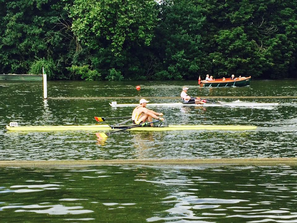 Henley Regatta Mahe Drysdale