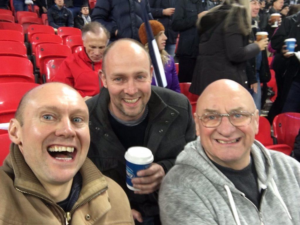 The Boys at Wembley