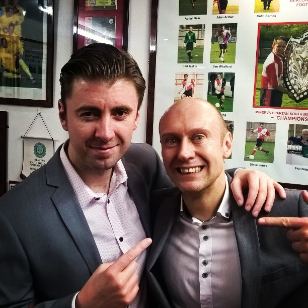 Jeff Nolan & Neil Quigley