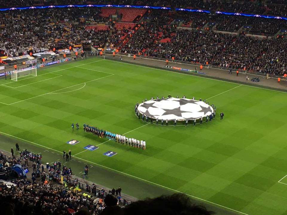 Spurs v Real Madrid