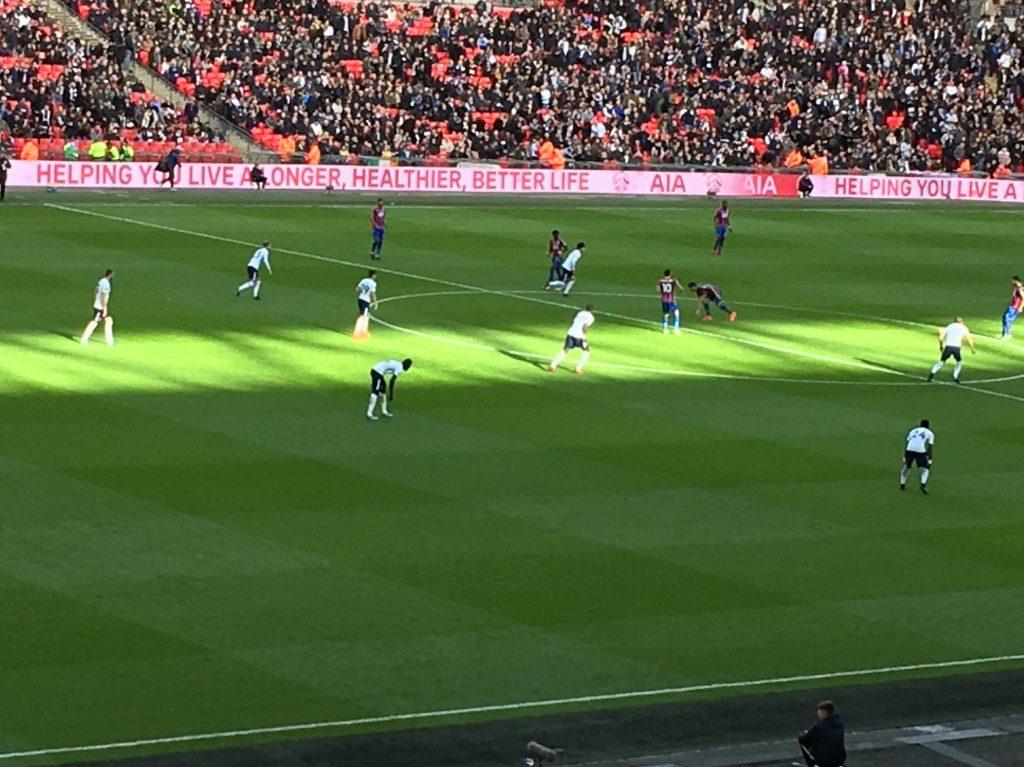 Spurs v Palace