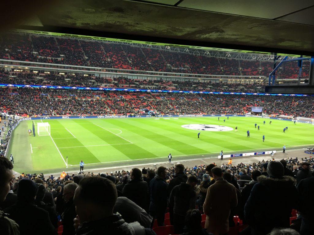 Spurs v Juventus