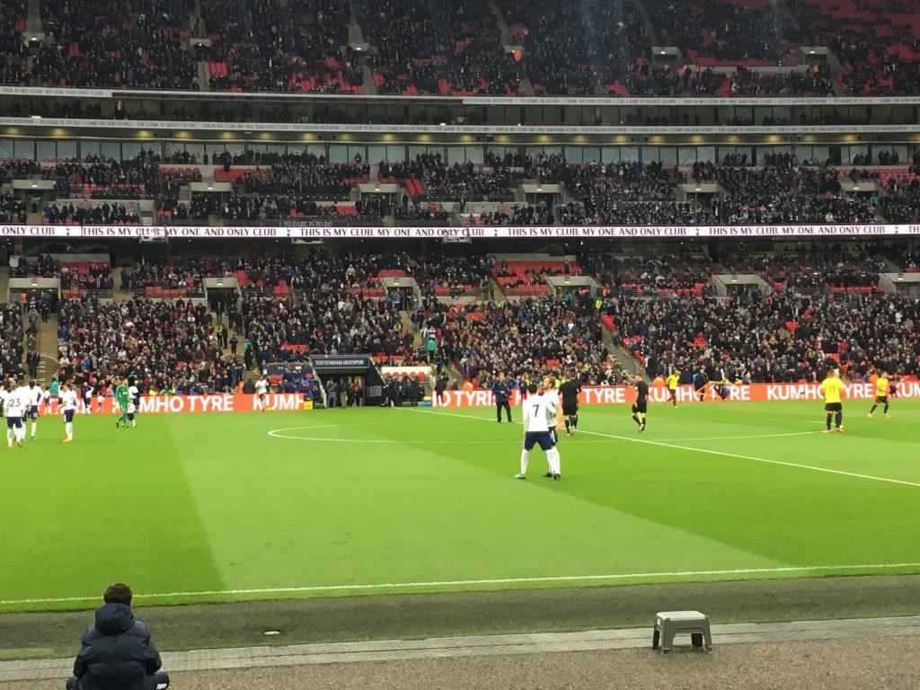 Spurs v Watford