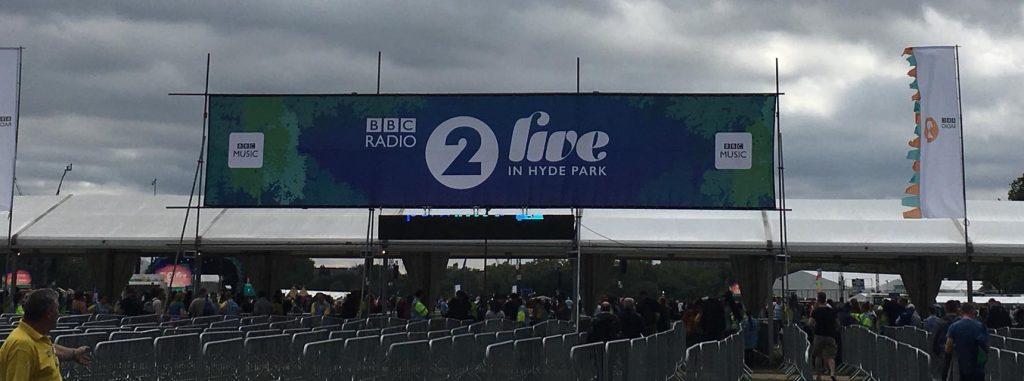 Radio 2 Hyde Park