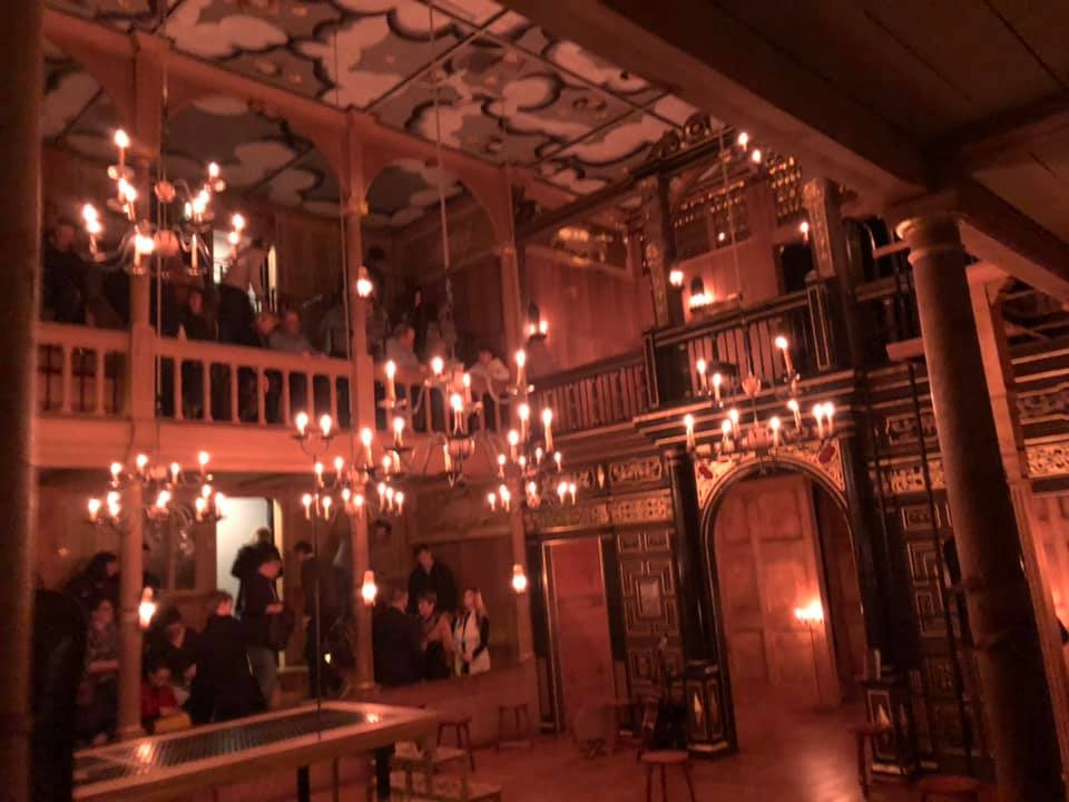 Sam Wannamaker Playhouse